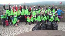 Plogging Obernai, courir pour une ville plus propre